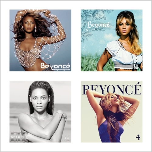 Beyonc� - Discography 4 (Deluxe Edition)