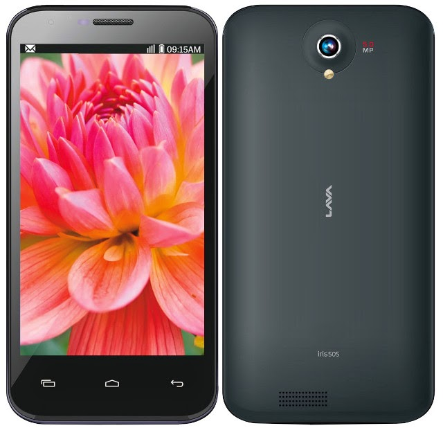 Image result for lava iris 505 firmware