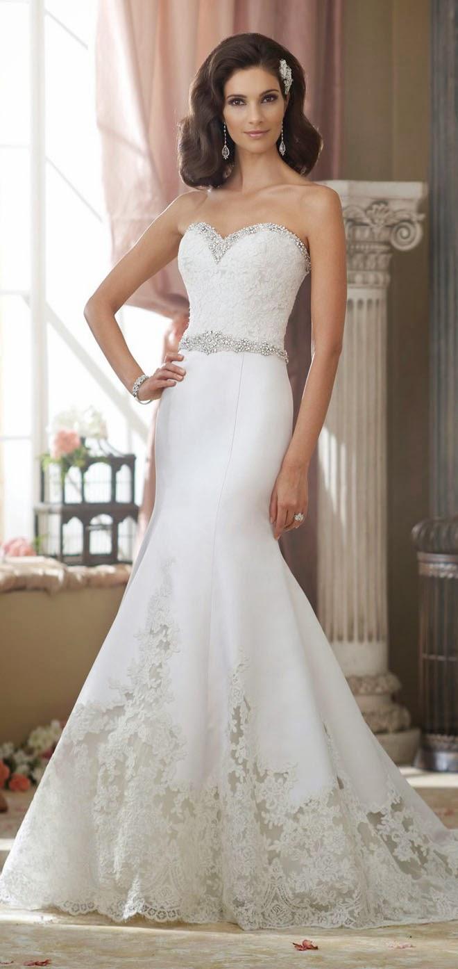 Wedding Dresses Mon Cheri 61 Nice Please contact David Tutera
