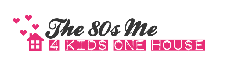 The 80s Me - DIY, barnrum och inredning