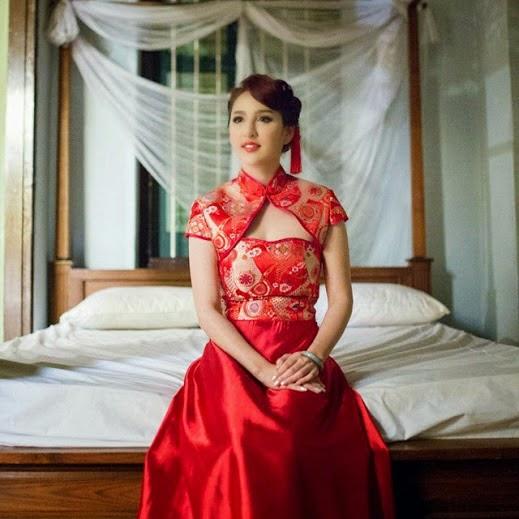 Ảnh gái xinh mỹ nhân Trung Quốc khoe sắc 17