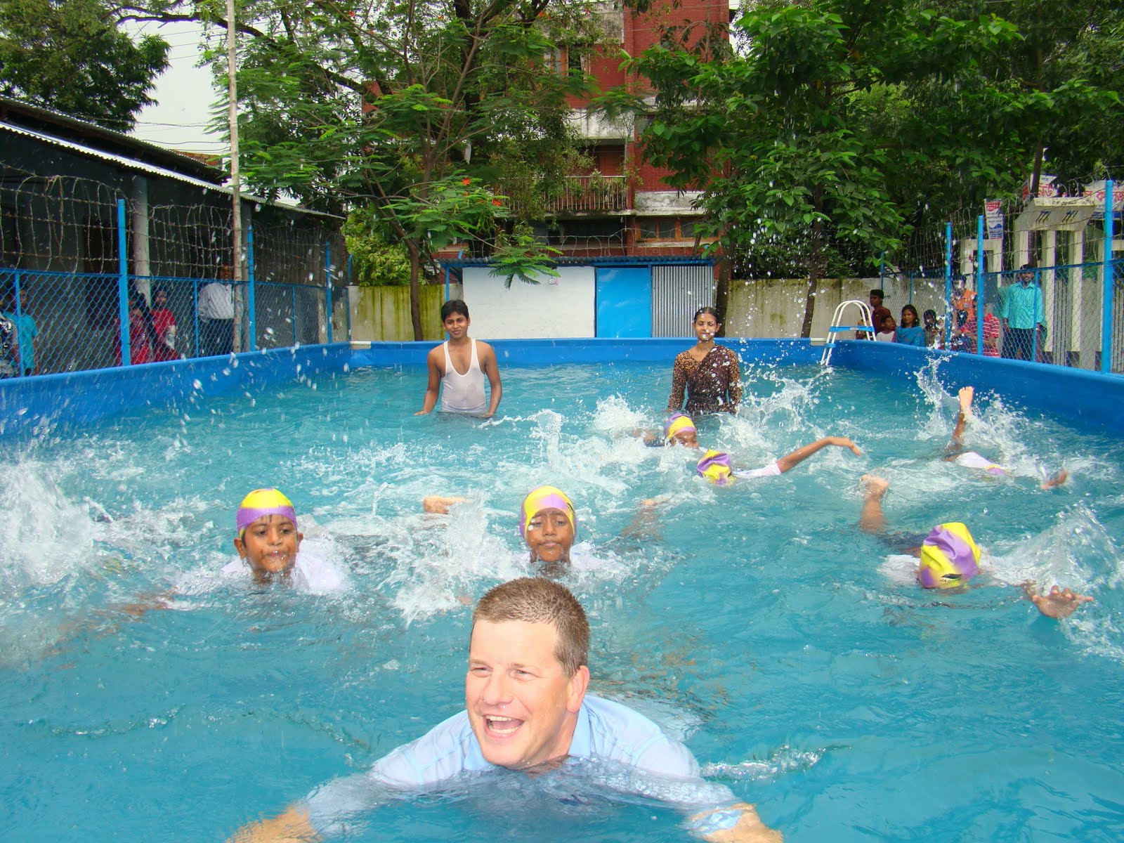 Mvg Channel Swim Swimming Lessons A Life Long Vaccination Against Drowning