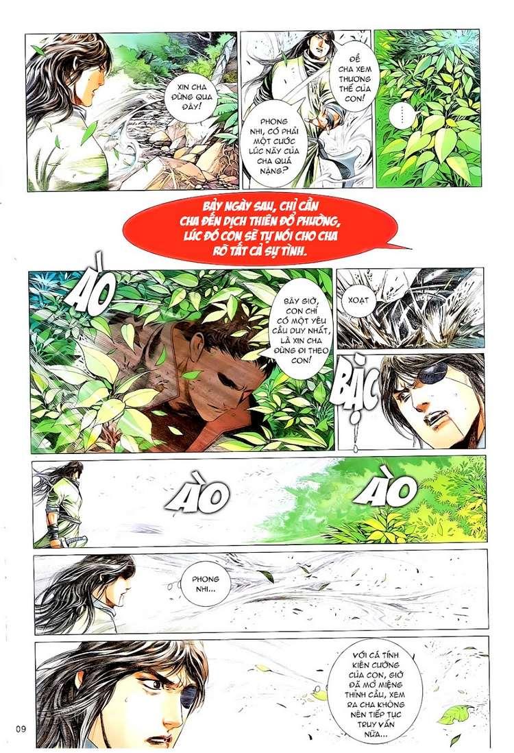 Phong Vân chap 628 Trang 9 - Mangak.info