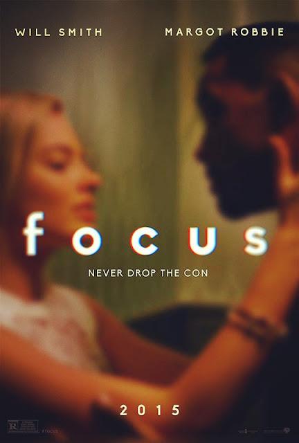 Focus Movie Film 2015 - Sinopsis (Will Smith, Margot Robbie)