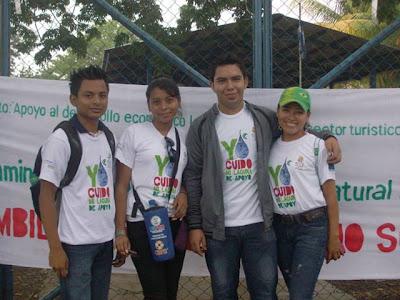 Nicaragua volunteer