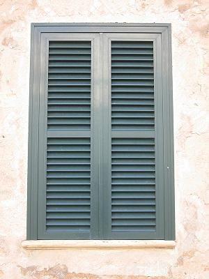 Cerrajeria ramajo persianas mallorquinas y puerta para - Persianas para balcones ...