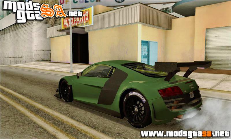 SA - Audi R8 LMS Ultra v1
