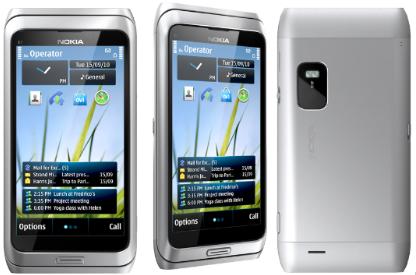 Ponsel Nokia E 7