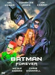 Batman forever 1995 Enigma y dos caras