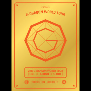 G-Dragon (지드래곤) - 2013 G-Dragon World Tour 'One of a Kind in SEOUL' (Live)