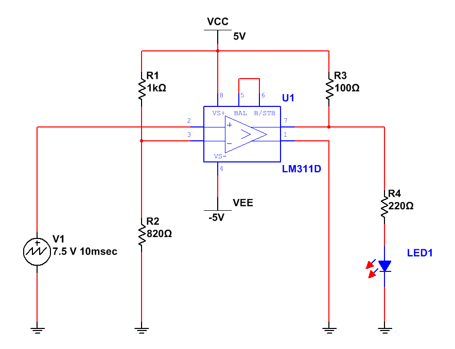 The Answer is 42!!: How to Make an Op-Amp into a Comparator