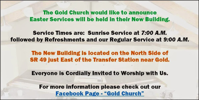 Gold Church