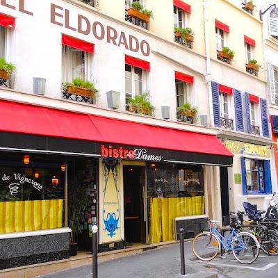 @Hotel Eldorado Parigi