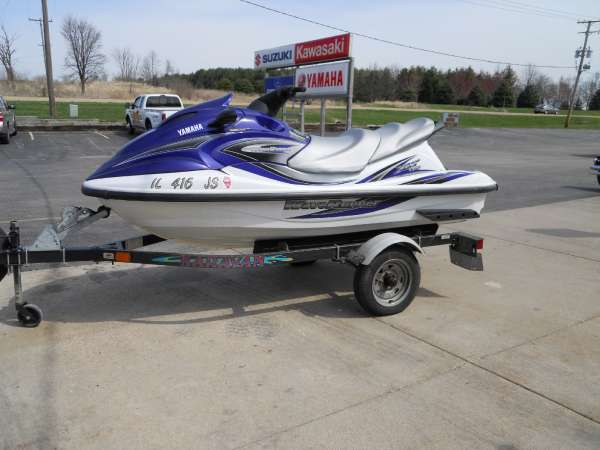 Yamaha waverunner Owners manual | User Guide