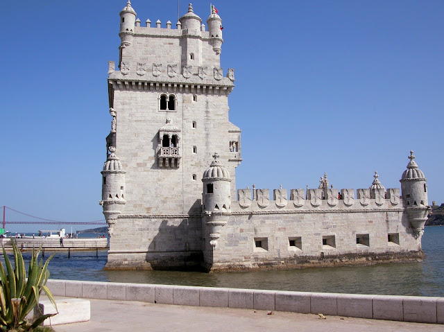 torre di belem, lisbona