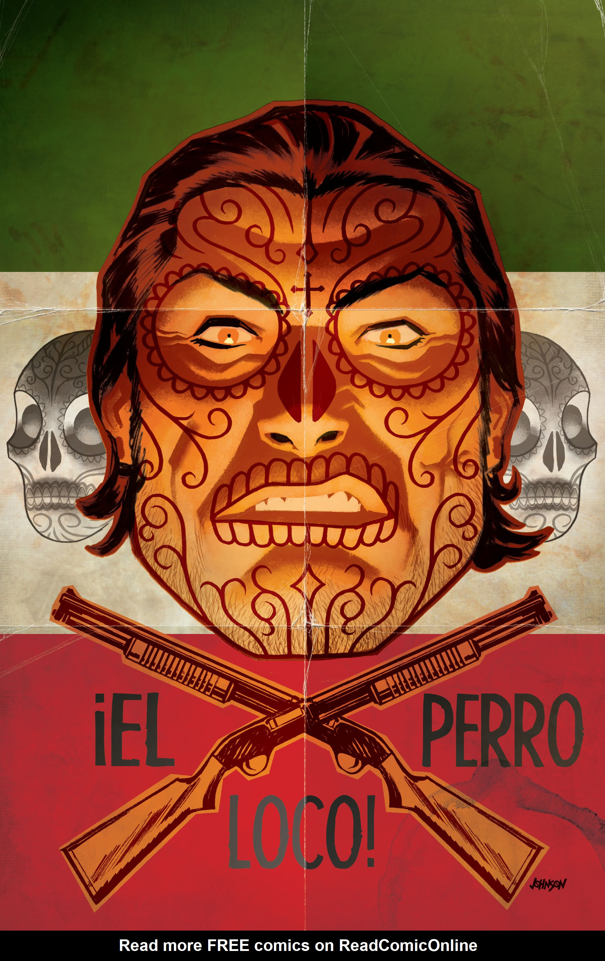 100 Bullets: Brother Lono Full Page 166