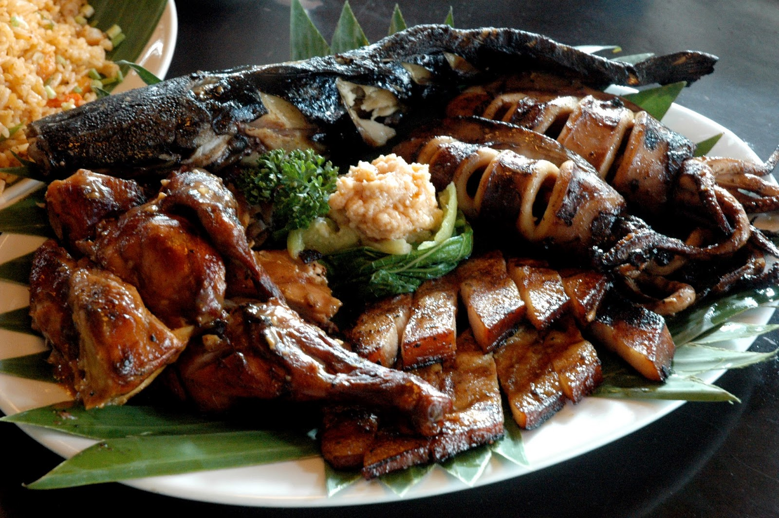 Dude for food asya filipino asian restaurant a cool mix for Asian food cuisine