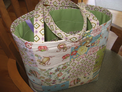 Sewing Room Social Tote Bag