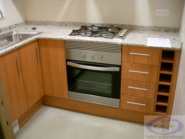 Muebles de cocina de segunda mano madrid milanuncios for Milanuncios madrid muebles