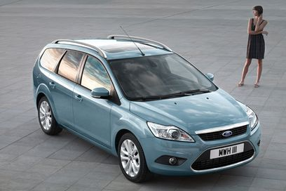 New 2011 Ford Focus Estate
