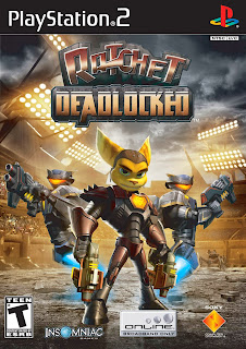 Ratchet: Deadlocked Ps2 Iso Ntsc Mega Español Juegos Para PlayStation 2