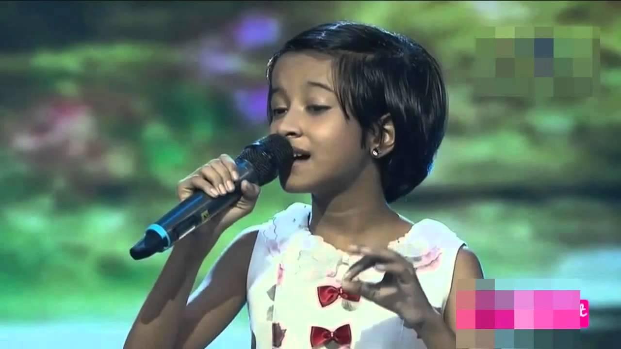 Ranita Banerjee Jhumka Gira Re Indian Idol Junior 2 11th ...