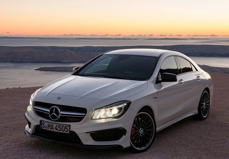 Mercedes-Benz CLA45 AMG, 2014, Indo Automobiles, Cars Concept, Luxury Automobile