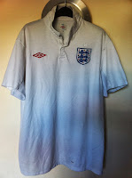 england official home jersey