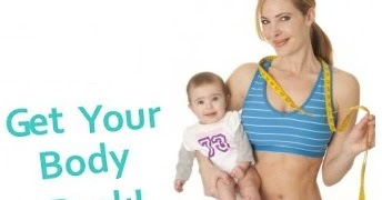 how to get rid of baby fat after birth