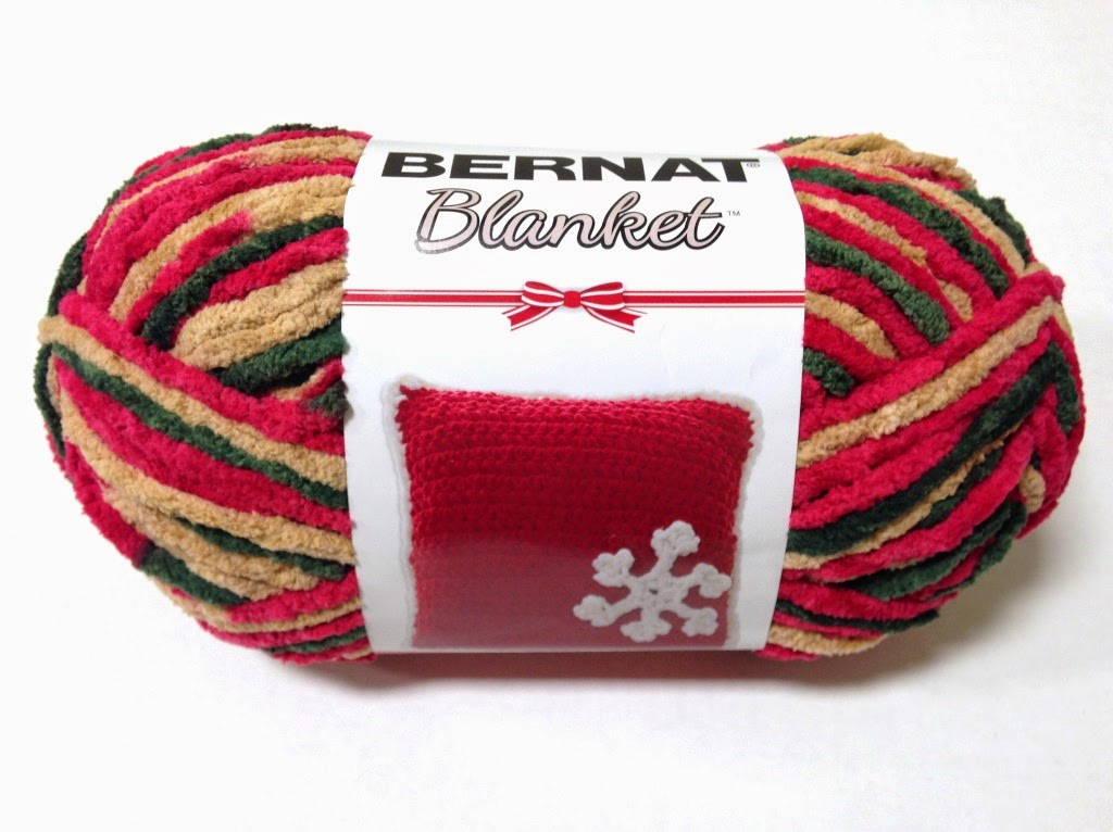 bernat blanket holiday yarn colors now in stock pine bough cranberry christmas swirl