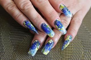 Cute Girly Nail Art Designs