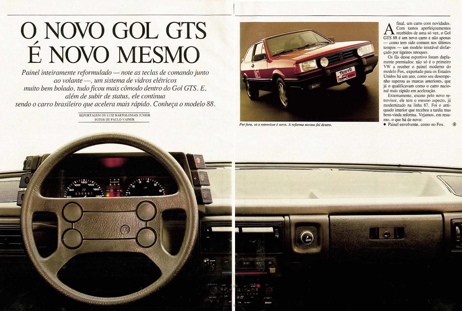 revista quatro rodas   outubro de 1987   edi o 327