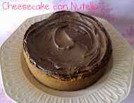 Cheesecake con Nutella