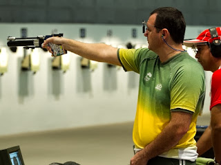 Atirador brasileiro será indenizado por empresa aérea que extraviou pistolas, decide TJ-RJ