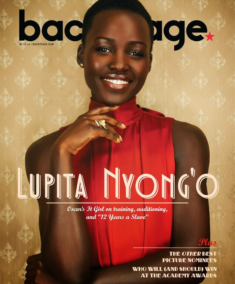 Lupita Nyong'O the Actress who should win an Oscar