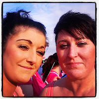 Race For Life, Blackburn, 2013