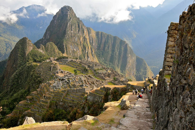 Historic Sanctuary of Machu Picchu Peru