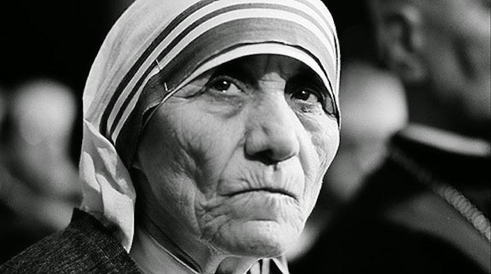 donna di madre teresa di calcutta