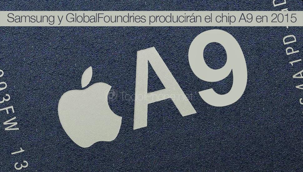 Samsung Akan Produksi 75% Chip A9 Untuk iPhone 6s
