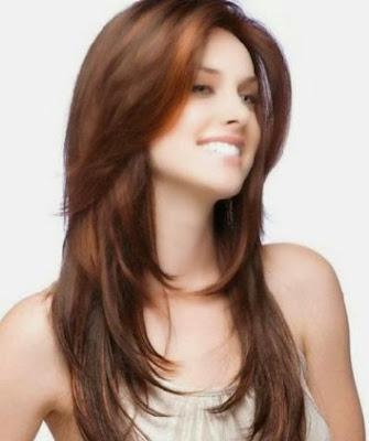 potongan rambut wanita terbaru