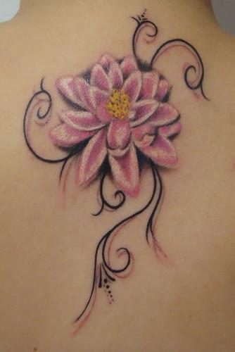 Imagenes De Flores De Loto Para Tatuar