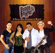CD Bonde do Forró – O Forró Mais Sertanejo do Brasil (2012)