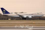 MAN 24th March 2013Saudi Cargo 747400 Freighter TFAMU (tf amuaa)