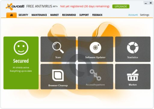Avast! Free Antivirus (2013) Full Version 8.0 Mediaifire Direct Download Link