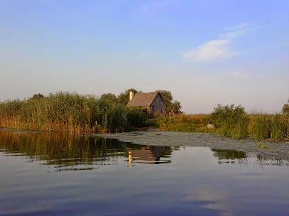 Delta Dunării - la nea Sioma