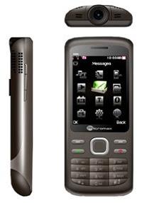 Dual SIM Micromax X40 Projector Phone