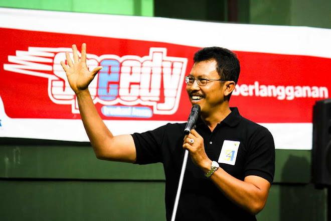 Foto Dokumentasi Telkom Fiks - Speedy Open 2010