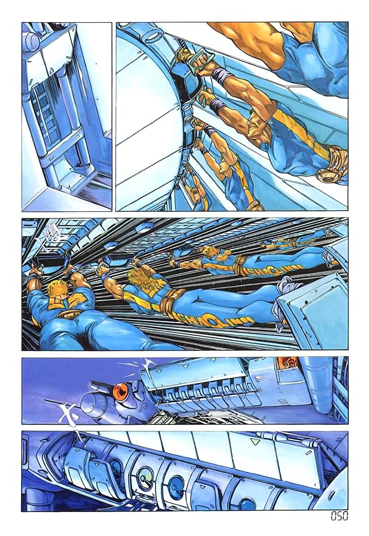 Cyber Weapon Z - Siêu Thần Z chap 4 - Trang 11