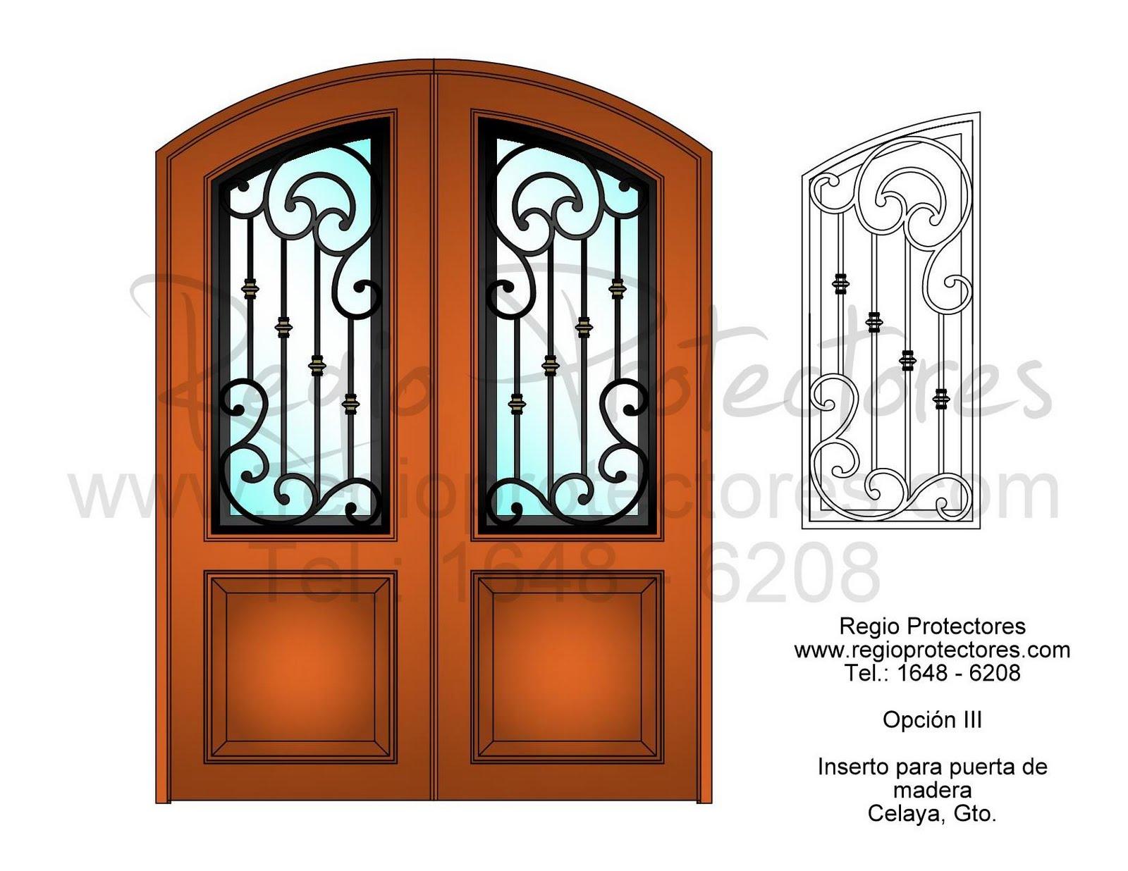 Diseos De Puertas De Hierro Stunning Puertas En Hierro Forjado  ~ Puertas Hierro Exterior Fachadas