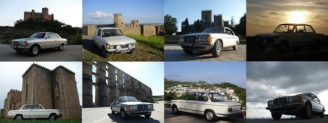 A história de três clássicos intemporais por estradas portuguesas...